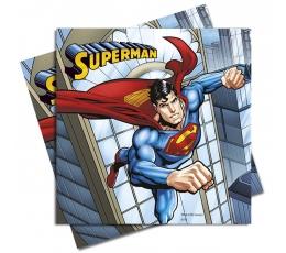 "Salvetes ""Supermens"" (20 gab)"