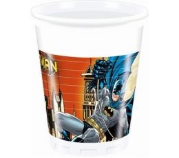 "Plastmasas glāzītes ""Betmens"" (8 gab/200 ml)"