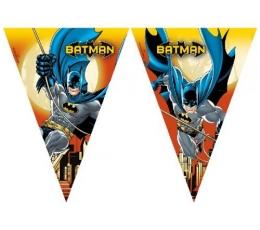 """Karodziņu virtene """"Betmens"""" (9 karodziņi)"""
