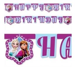 """Гирлянда.Happy bithday """"Frozen"""""""