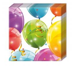 "Salvetes ""Balonu Fiesta"" (20 gab)"