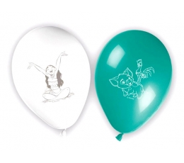 "Baloni ""Moana"" (8 gab / 28 cm)"