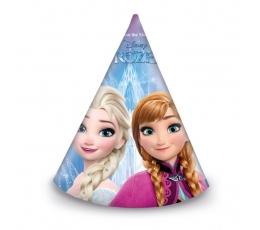 """Cepurītes """"Frozen"""" (6 gab)"""