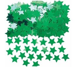 """Konfeti """"Zaļas zvaigznes"""""""