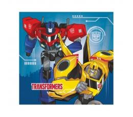 "Salvetes ""Transformeri 2"" (20 gab)"