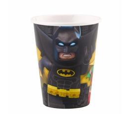 "Glāzītes ""Lego Betmens"" (8 gab/ 266 ml)"