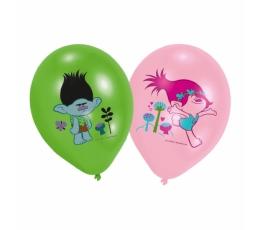 """Baloni """"Troļļi"""" (6 gab / 23 cm)"""