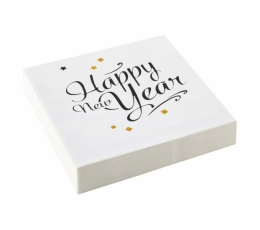 """Salvetes """"Laimīgu Jauno gadu"""" (20 gab)"""