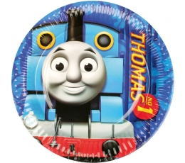 "Šķīvīši ""Vilcieniņš Tomass"" (8 gab/18 cm)"