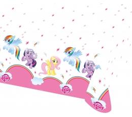 """Скатерть  """"Мои Маленький Пони. Радуга"""" (120x180 см)"""