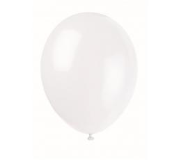 Balons, balts (30 cm)