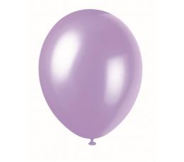 Шарик , перламутровый  лиловый  (30 см)