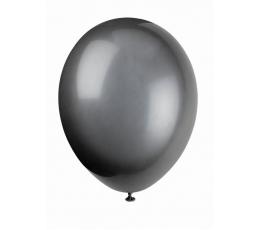 Balons, melns (30 cm)