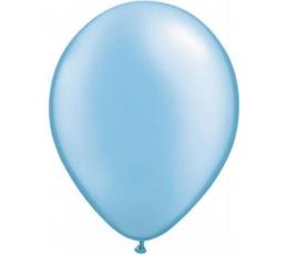 Шарик, перламутровый - синий (30 см)