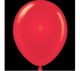 Balons, perlamutra, sarkans (30 cm)