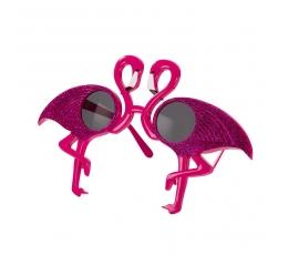 "Dekoratīvas brilles ""Flamingo"""
