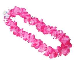 "Ziedu virtene ""Havaji"", rozā (1 m)"