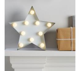 """Spīdoša dekorācija """"Zvaigznīte"""""""