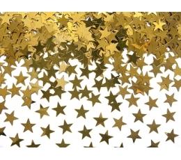 """Konfettī """"Zelta zvaigznes"""" (30 g)"""