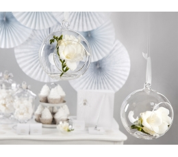 Stikla dekorācija (10 cm)