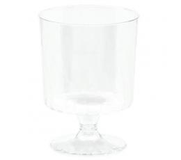 Мини десертные чашечки , прозрачные (10 шт/ 147 мл)