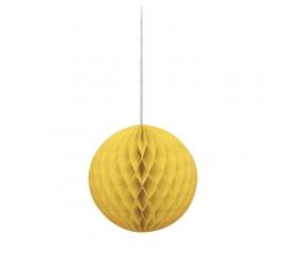 Burbulis, dzeltenens (20 cm)