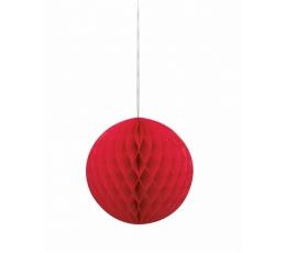 Burbulis, sarkans (20 cm)