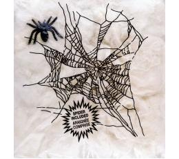 """Dekorācija """"Zirneklis tīklā"""""""
