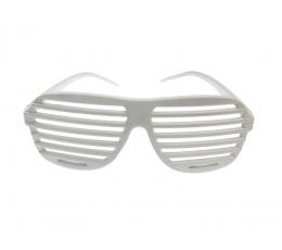 Brilles-žalūzijas, baltas
