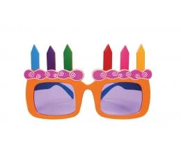 """Svetku brilles """"Tortes"""" (1gab)"""
