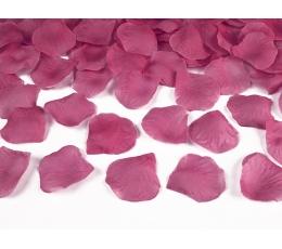 Rožu ziedlapiņas, rozā krāsā (500 gb)