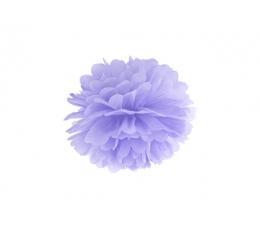 Pūkainis, lillā (25 cm)