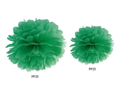 Pūkainis, zaļš (35 cm)