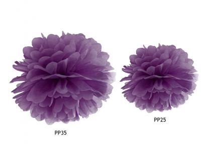 Pūkainis, violets  (35 cm)