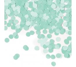 Papīra konfettī, piparmētras krāsā (14 g)