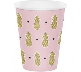 "Glāzītes ""Ananasi"" (8 gab/ 354 ml)"