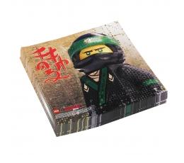 "Salvetes ""Lego Ninjago"" (20 gab)"