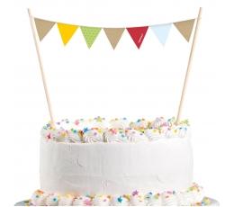 """Tortes dekorācija """"Zvēriņi"""""""