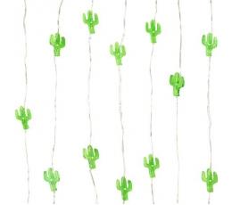 """LED gaismiņu virtene """"Kaktusi"""" (3 m)"""