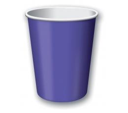 Glāzītes, violetas (8 gab/266 ml)