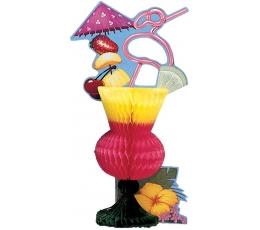 """Galda dekorācija """"Augļu kokteilis"""" (21,59 x 33,02 x 10,16 cm)"""