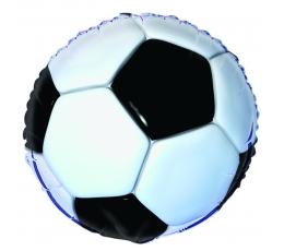 """Фольгированный шарик """"Футбольный мяч"""" (45 см)"""