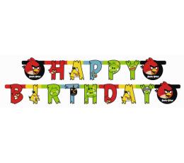 """Vītne """"Angry Birds"""" (180x15 cm)"""