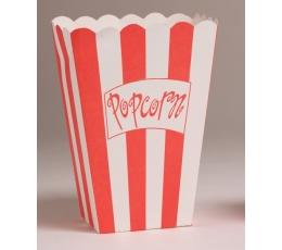 """Kastītes uzkodām """"Pop-corn"""", lielas (8 gab)"""