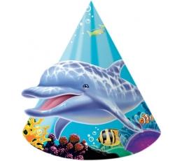 """Cepurītes """"Okeāna noslēpums"""" (8 gab)"""