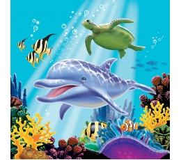 """Salvetes """"Okeāna noslēpums"""" (16 gab)"""