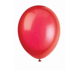 Balons, sarkans (30 cm)