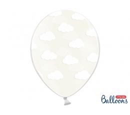 "Balons ""Balts mākonis"" (30 cm)"