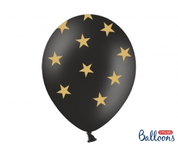 "Balons ""Zelta zvaigznes"" (30 cm)"
