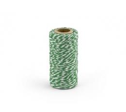 """Virve """"Twine"""", zaļa (50 m)"""
